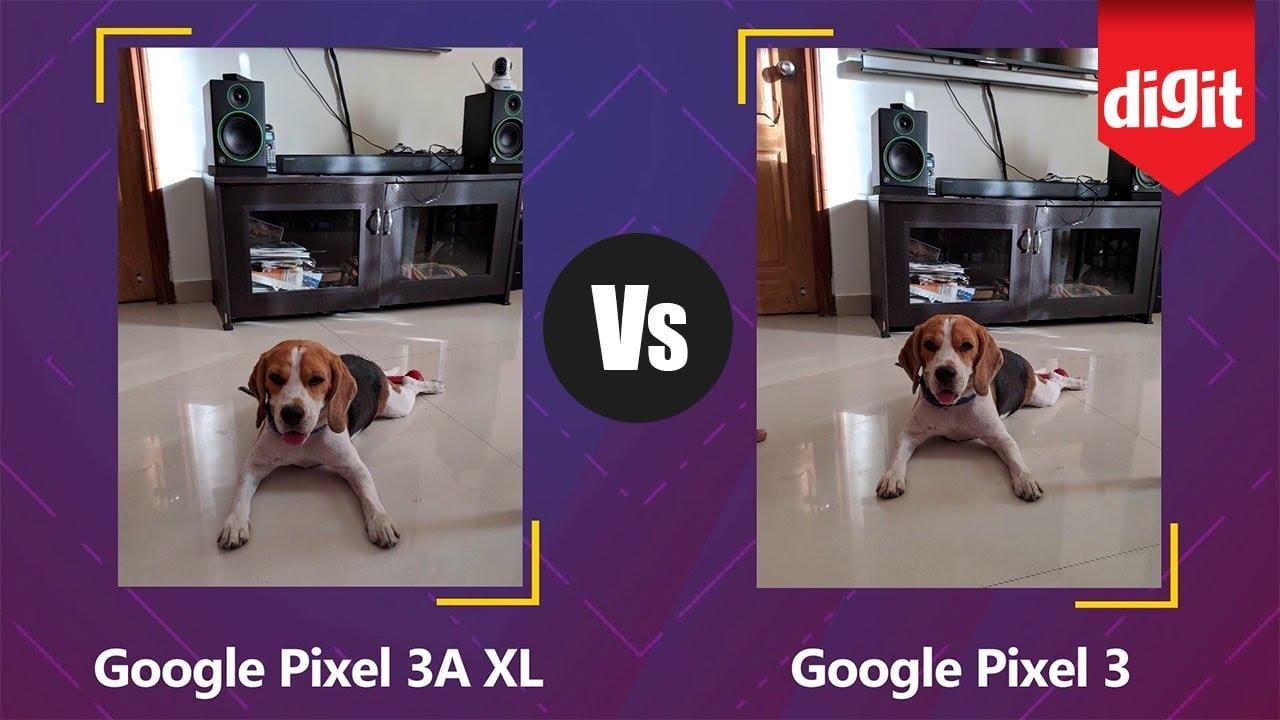 Google Pixel 3a XL vs Pixel 3 Camera Comparison