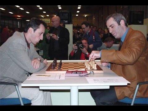 Шахматная классика. Каспаров - Топалов, 1999г, Kasparov's Immortal