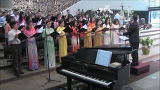 Lễ Dâng:  Alleluia (Giang Ân -  Kh. Ng.)