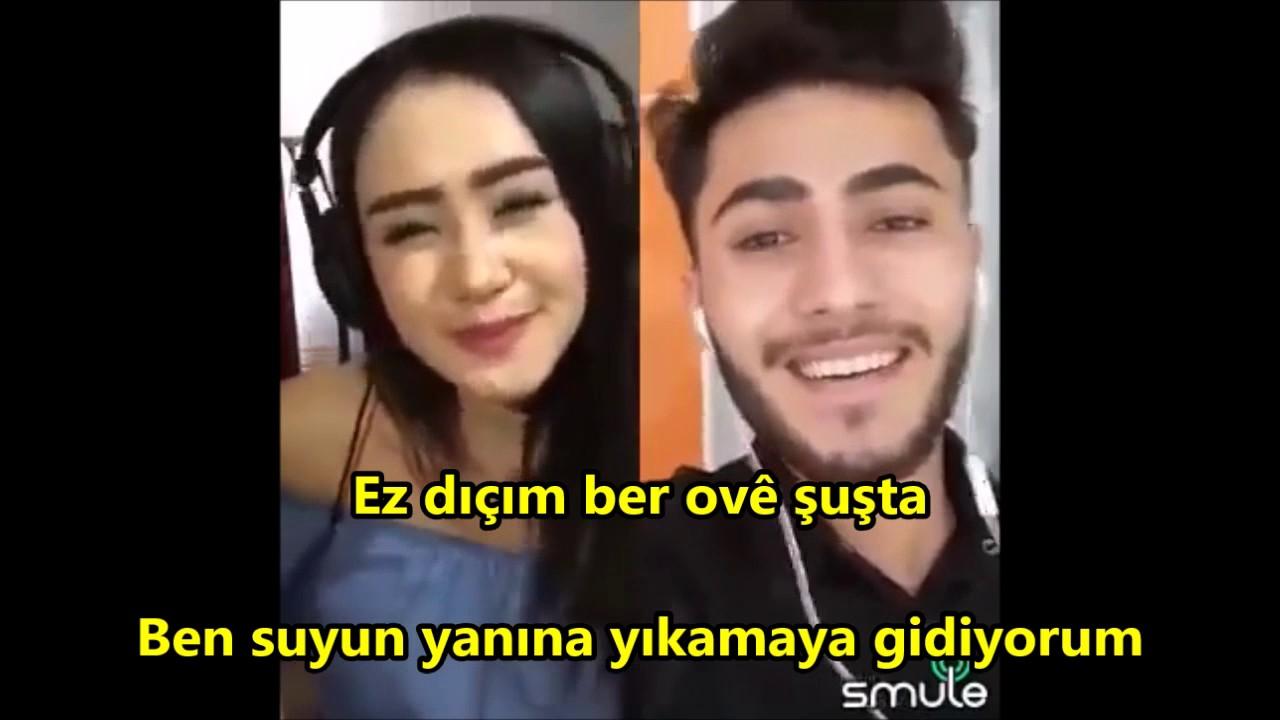 Baran Bari Cita Citata Eman Eman Goyang Dumang Türkçe Kürtçe