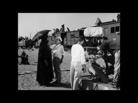 Behind the Scenes Photos: Lawrence of Arabia