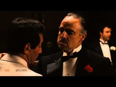 The Godfather - I'm Gonna Make Him An Offer He Can't Refuse (HD)