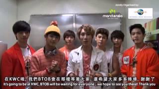2012 Asia Super Showcase in Malaysia - BTOB