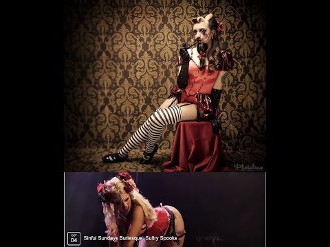 """#25 of 27-""""Dolly Berlin""""-""""Cherry Cola's Rock 'n' Rolla Cabaret""""-""""I Was Made for Lovin' You""""-4Oct2015"""