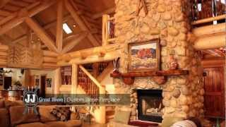 snowbasin luxury log home 2017 01 22