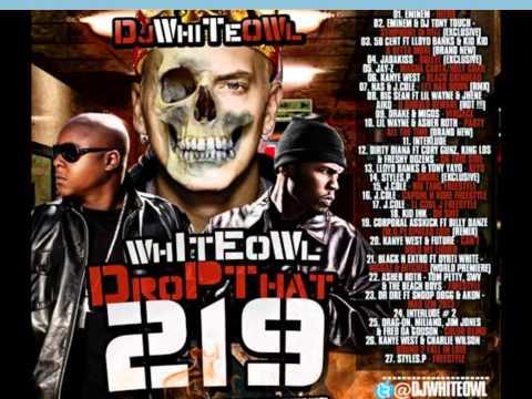 (DJ WhiteOwl Drop That 219) Black N Extro Feat Dyrti Wyte - Niggaz & Bitches