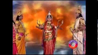 Mahisha Mardini Odia Durga Bhajan Uploaded By Nayan