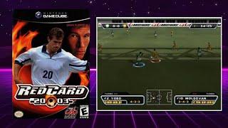 RedCard 20-03 - Nintendo Gamecube - Multiplayer - Nigeria vs Romania