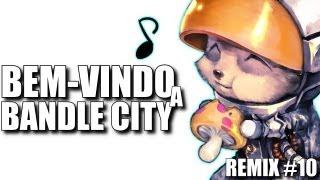 Repeat youtube video BEM-VINDO A BANDLE CITY ♫ | Mano Yi ft. Bob Maokailey