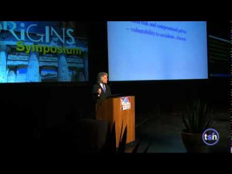 Steven Pinker - Origins Symposium - The Cognitive Niche