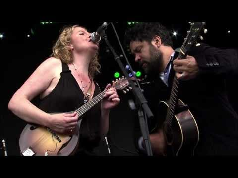 "Amy Helm & The Handsome Strangers -  ""Long Black Veil"" - Mountain Jam 2013"