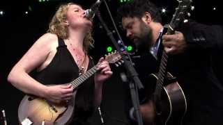 "Amy Helm & The Handsome Strangers -  ""Long Black Veil"" - Mountain Jam 2013"