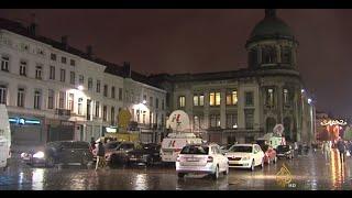 الشرطة البلجيكية تنفذ حملة دهم واسعة بحي مولنبيك