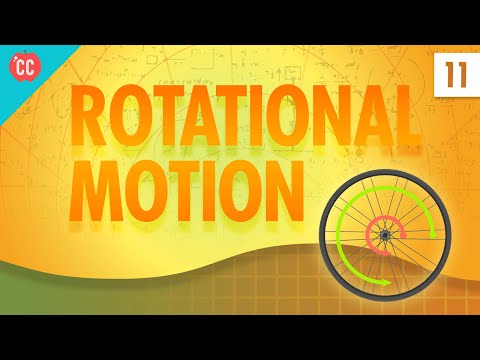 Rotational Motion: Crash Course Physics #11