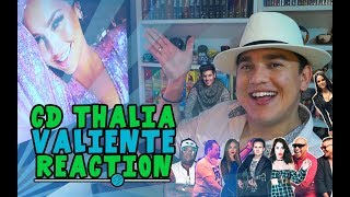 CD Thalia Valiente - Reaction (Reação)