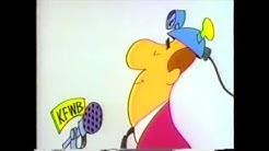 KNX 1070 AM & KFWB News 980 Radio Los Angeles - Vintage TV Commercial (1993)