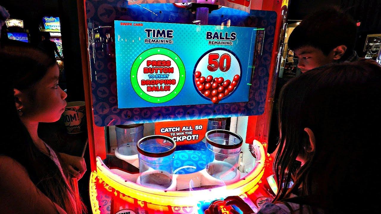 New Dave Buster S Arcade Game Quik Drop Arcade Ticket