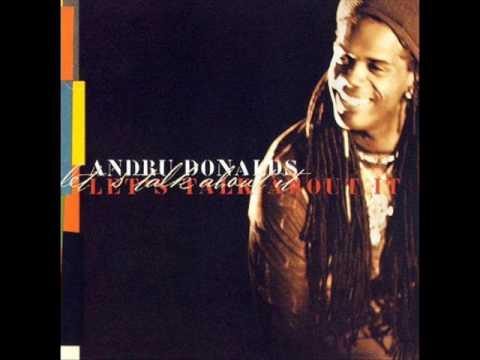 Andru Donalds - Living For Tomorrow   2001