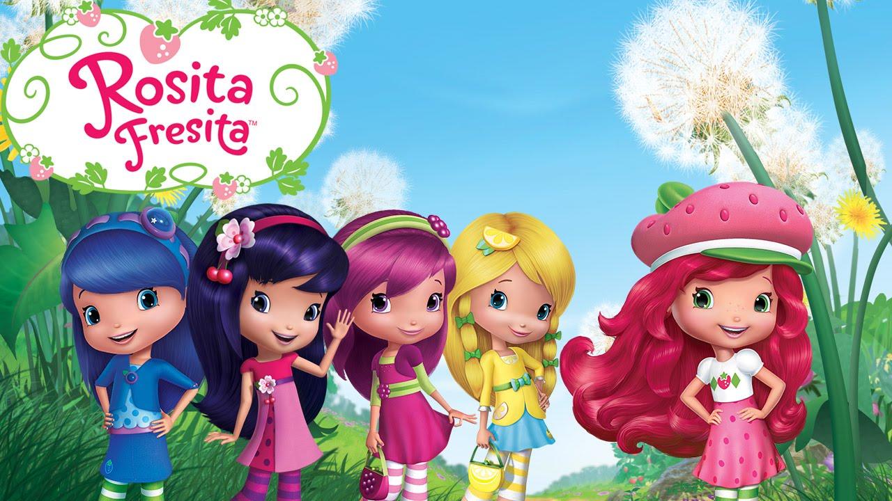 juegos de rosita fresita aventura en tutti frutti rosita