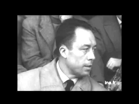 Interview de Albert Camus (translated into English)