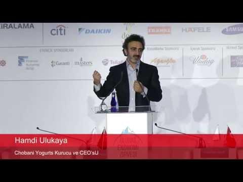 HAMDİ ULUKAYA'NIN KONUŞMASI UEZ2014