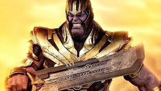 MASSIVE Avengers Endgame THANOS Battle REVEALED