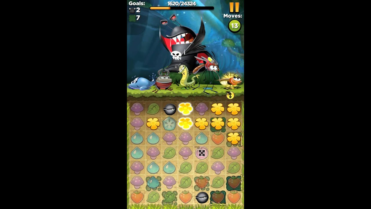 290 Best Images About The High Priestess Ii On Pinterest: Best Fiends Level 290 Walkthrough Gameplay