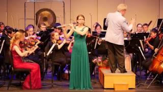 Jacques Ibert Flute Concerto, Alro Schndo