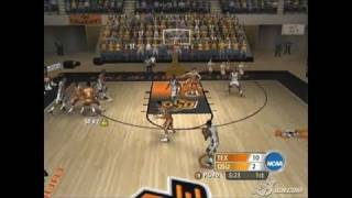 NCAA March Madness 06 PlayStation 2 Gameplay - EA Hot