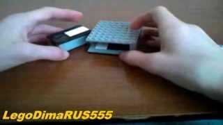 Обзор Лего Сейф V1 (RUS) / Review Lego Safe V1 (Russian)