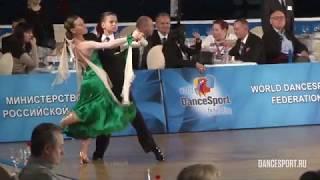 Ященко Михаил - Кудряшова Полина, Final Tango