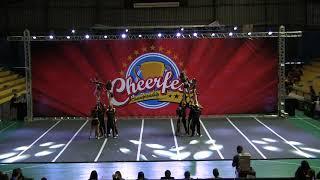 BRAVO Cheer - CHEERFEST 2018 DIA 1