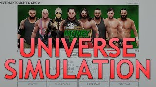Video-Search for Universe Mode