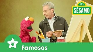 Sésamo: Pintando con Elmo y Cesar Costa