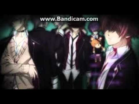 Kanato vs Reiji (sample) (Nightcore)