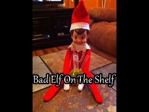 Bad Elf On The Shelf - Not For Kids - NEW - YouTube