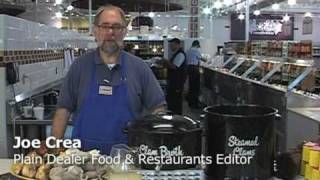 Video How to prepare a traditional fall clambake feast: Cleveland Cooks download MP3, 3GP, MP4, WEBM, AVI, FLV Januari 2018