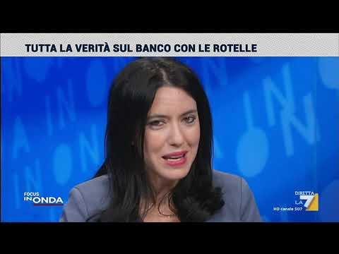 Lucia Azzolina ospite a In Onda La7 il 23/07/20