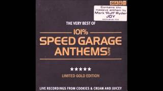 101% Speed Garage Anthems CD3