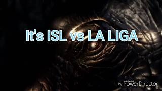 Indian super league vs la liga. its kerala blasters vs girona fc pre-season friendly match