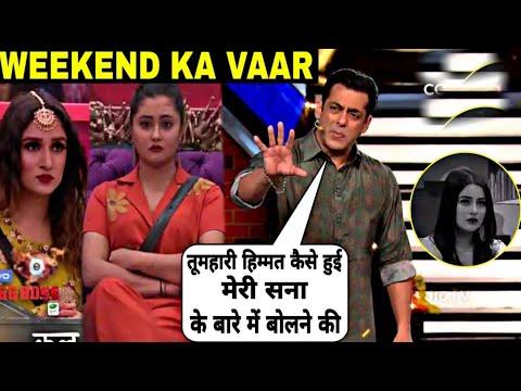 Salman Khan Lashes out On Rashami Desai and Shefali Bagga Mp3