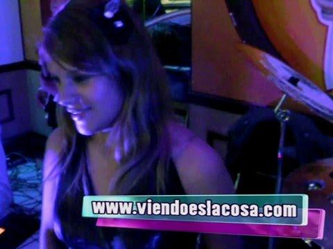 VIDEO: LA KÚPULA -  Se Me Ha Perdido Un Corazón - En Vivo - WWW.VIENDOESLACOSA.COM - Cumbia 2014
