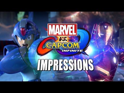 IMPRESSIONS, CONCERNS & MORE - Marvel Vs. Capcom Infinite