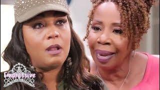 Iyanla Vazant makes Trina Braxton cry and shades her mother Evelyn   Fix My Life streaming
