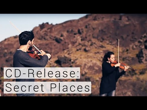 "The Twiolins - ""Secret Places"" New Album CD Release"