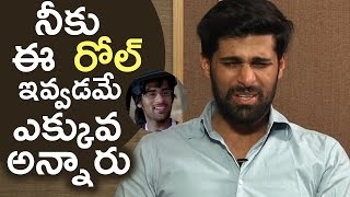 Actor Rahul About Tyson Role In Happy Days | Unknown Incident Behind Happy Days Tyson Role | TFPC