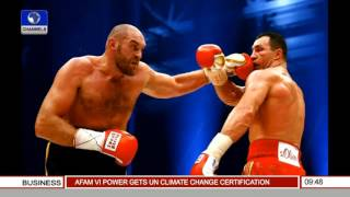 Review: Fury's Victory Over Klitschko, European League Football 30/11/15