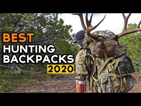 Best Hunting Backpack 2020 - Top 7 Hunting Backpacks Reviews