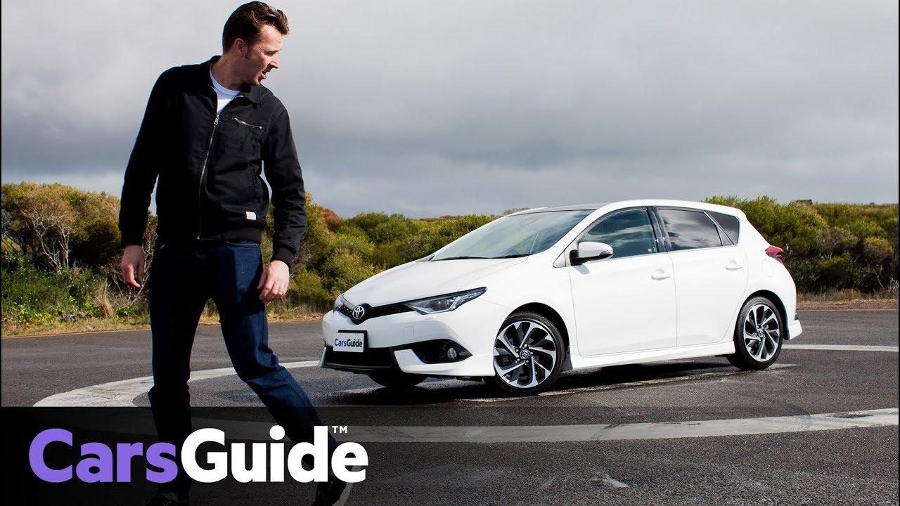 Toyota Corolla ZR hatch 2017 review: road test video - Dauer: 8 Minuten, 1 Sekunde