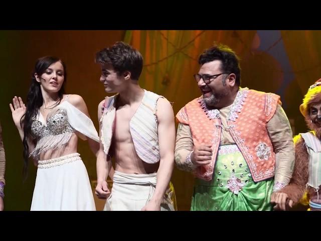 Aladin il Musical Geniale - il Trailer Geniale!